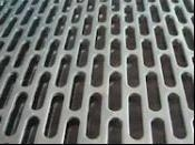 China Punched Metal Sheet on sale