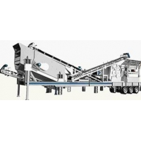 Combined Mobile Crusher The name: Fine Combined Mobile Crusher