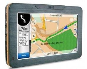 China GPS Auto Trackers AT642D 372MHZ 4.3 Inch GPS Auto Trackers Car Navigation System with LCD Screen on sale