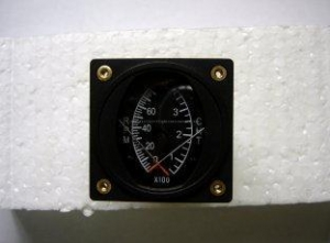 China Digital Combination Aircraft CHT Cylinder Head Temperature and Tachometer Gauge RC2-8070F on sale