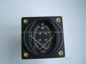 """China 3 1/8"""", 2 1/4"""", 2"""" Airplane Dual Cylinder Head Temperature Gauge DC1-20C on sale"""