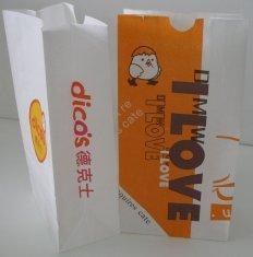 China 2 - 6 layers nature / whrite color food grade paper bags with customized logo on sale