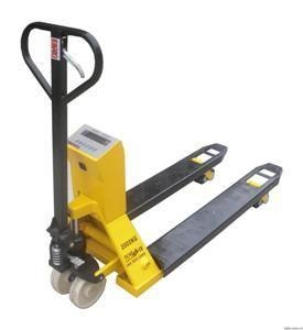 China YCS series fork lift scale on sale