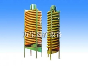 China Spiral Separator Products NameSpiral Separator | spiral chute | Spiral Concentrator on sale