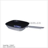 China Teflon Non Stick Coating Grill Pan & Griddle Model7402T on sale