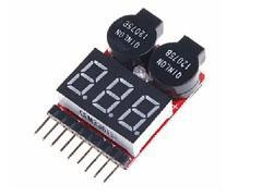 China 1S-8S Lipo buzzer on sale