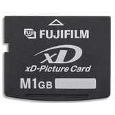 China Fuji 1GB xD Picture Card Type M on sale