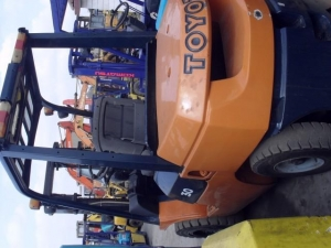 China toyota 3ton used forklift for sale on sale