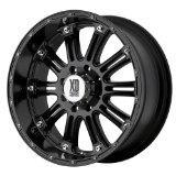 China XD Series Hoss (Series XD795) Gloss Black - 16 x 8 Inch Wheel on sale