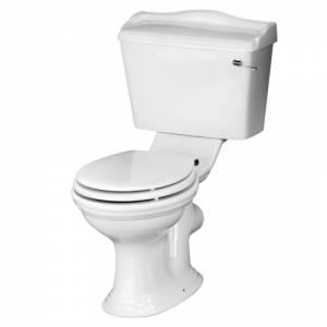 China BestBathrooms Traditional Ryther Bathroom Toilet with Seat on sale
