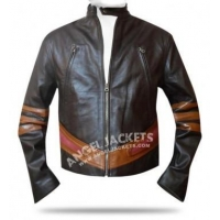 X Men 2 United Wolverine Leather Jacket