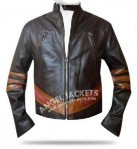 China X Men 2 United Wolverine Leather Jacket on sale