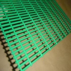 China Green Coated Welded Mesh on sale