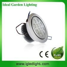 China 24W High Power LED Down Light [IG-D135-1221A] on sale