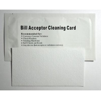 China Bill Acceptor Cleaning Card on sale