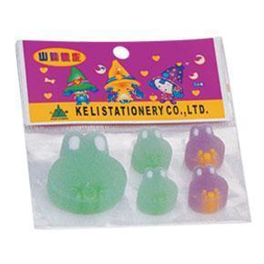 China Fancy & Novelty Erasers animal eraser,animal shaped eraser on sale