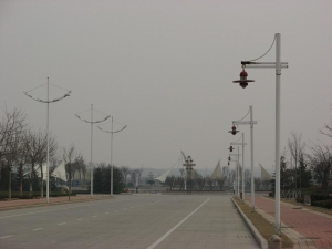 China Lamp Post(MGS-LP029) on sale