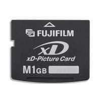 1GB XD Picture Cards