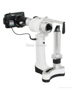 China Digital portable slit lamp; Digital hand held slit lamp on sale