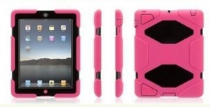 China Ipad Cases Griffin 2 generation Ipad 2 3 silicone case on sale