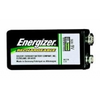 Energizer NiMH 9v PP3 Rechargable Batteries (175mAh) Pack of 1