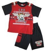 China 2 Piece Set BOBDOG - Kid Boys Suit - LR-BSU8101-R on sale
