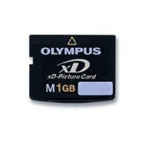 xD Picture Cards Olympus 1GB xD Picture Card Type M - Super Sale!