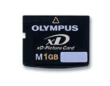 China xD Picture Cards Olympus 1GB xD Picture Card Type M - Super Sale! on sale