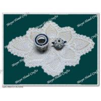 Unique Crochet Pot Holder, Table Cloth