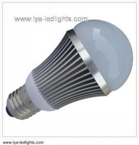 China LED Blub Product name:High brightness 5W E27 LED Bulb on sale