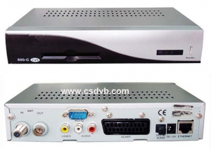 China SD Universal Satellite TV receivers DreamBox DM500C on sale