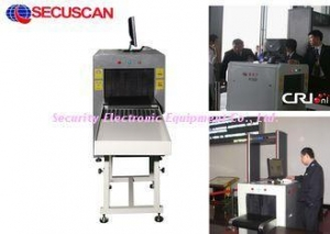 China Luggage X Ray Machines Airport Security Cargos, Luggage X Ray Machines Safety Guarantee ISO1600 Film on sale