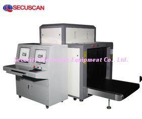 China High-Energy / Low Energy Baggage Screening Equipment security x-ray detection equipment at airports on sale