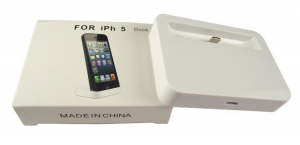 China new iphone 5 dock station on sale