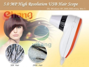 China Skin analyzer&Hair analysis Skin analyzer and hair analysis ,hair lens,New! on sale
