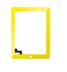 China Ipad Spare Parts, colored ipad 2 touch screen - yellow on sale