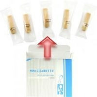 E-Cigarette Refill Pack w/5 Cartridges (for TECS-5801)