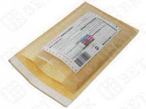 China Poly Style Kraft Bubble Mailer PSP 180*260 on sale