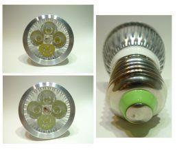 China 4W 1W4 E27 Spot Light LED Bulb / LED Lamp on sale