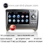 China Audi DVD Player on sale
