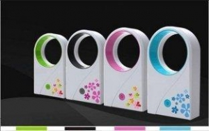 China Tablet Computer Accessories no blades usb fan, bladeless usb fan, round bladeless usb fan on sale
