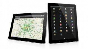 China 9.7 Inch MID TouchPAD Tablet PC / Android 2.3 Ethernet / Ebook / USB TF Card Solt Touch on sale