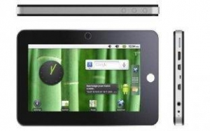 "China Samsung Chipset 7"" Capacitive 800 x 480 Pix Bluetooth 2.0 Android 3.0 Scroll Tablet PC on sale"