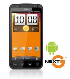 China Mobile PhoneHTC EVO 3D Telstra Next G Google Android Smartphone on sale