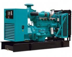 China Open Type Diesel Generators CUMMINS GENSETS on sale