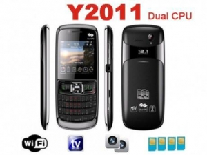 China mobile phone name:Y2011 on sale