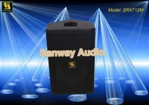 China 12'' RMS 500W Passive High Power Stereo Audio Speaker, Concert Sound Equipment SRX712M on sale