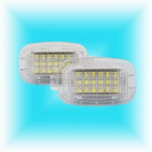 China LED License Plate Lamp Benz W204 LED Courtesy Lamp BE2042 on sale