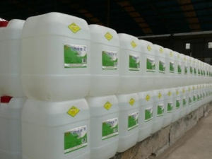 China Acetic Acid Glacial 99.5% food grade on sale