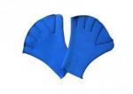 OEM Mens 5 - Finger Blue Neoprene Waterproof Gloves 1.5mm for Swimming S, M, L, XL, XXL
